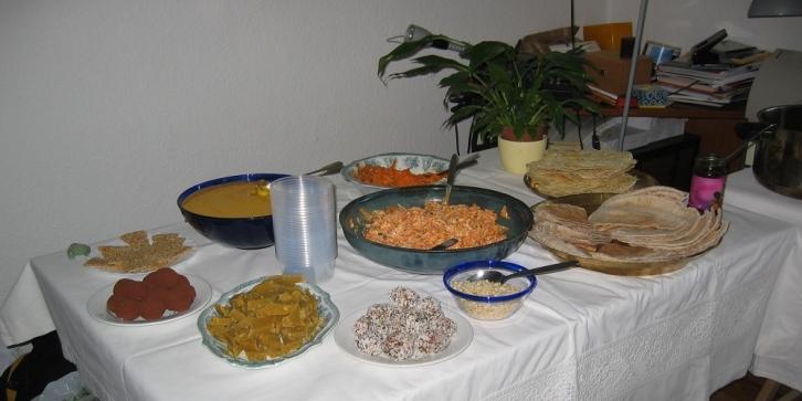Indischer Kohlsalat - Psychotherapie, Yogaschule und Lomi ...